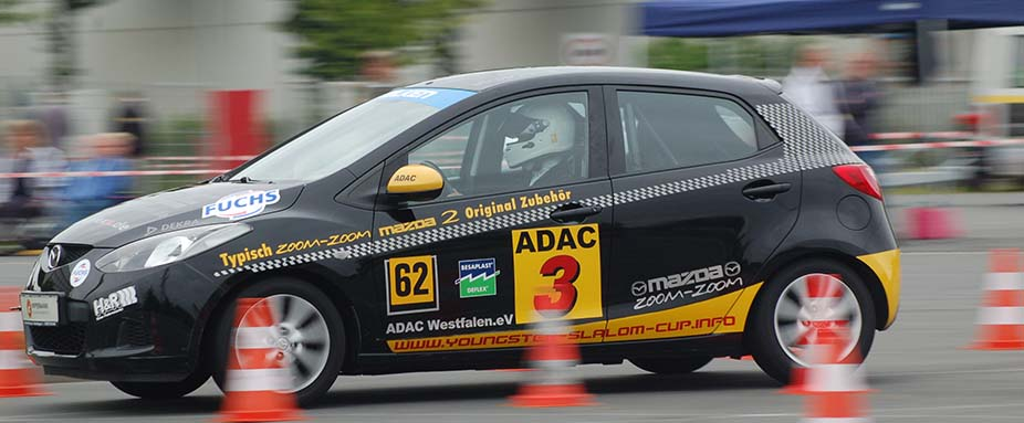 Youngster Slalom Cup, ADAC Westfalen
