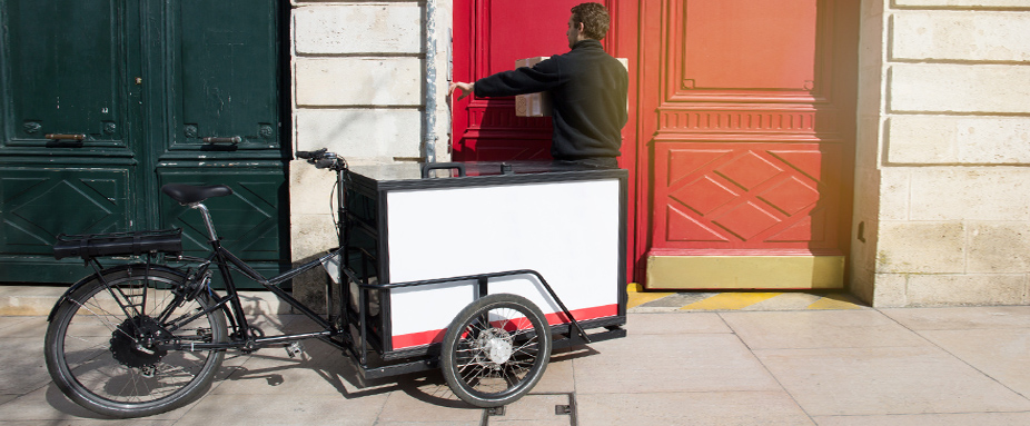lastenr der f r paketdienste ein zukunftsmodell adac. Black Bedroom Furniture Sets. Home Design Ideas