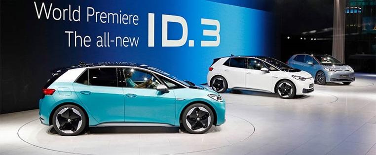 VW Messestand IAA 2019