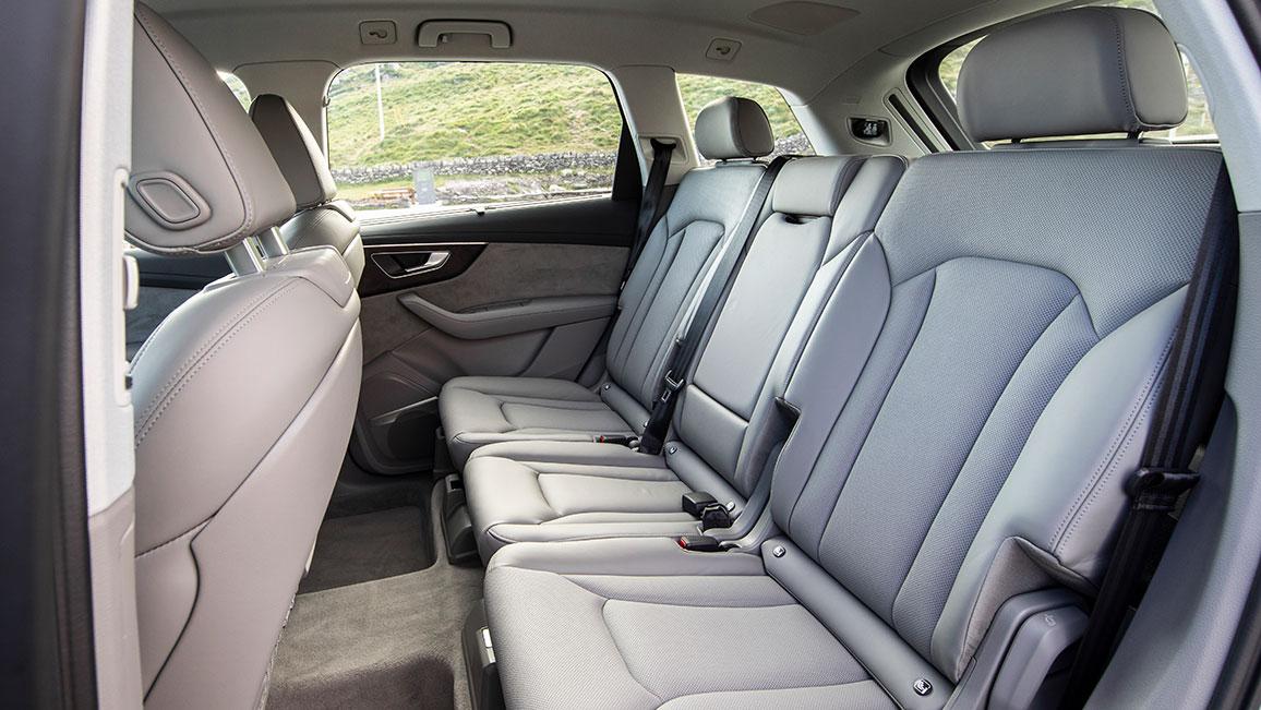 Audi Q7 Facelift Testfahrt Daten Bilder Preise Adac