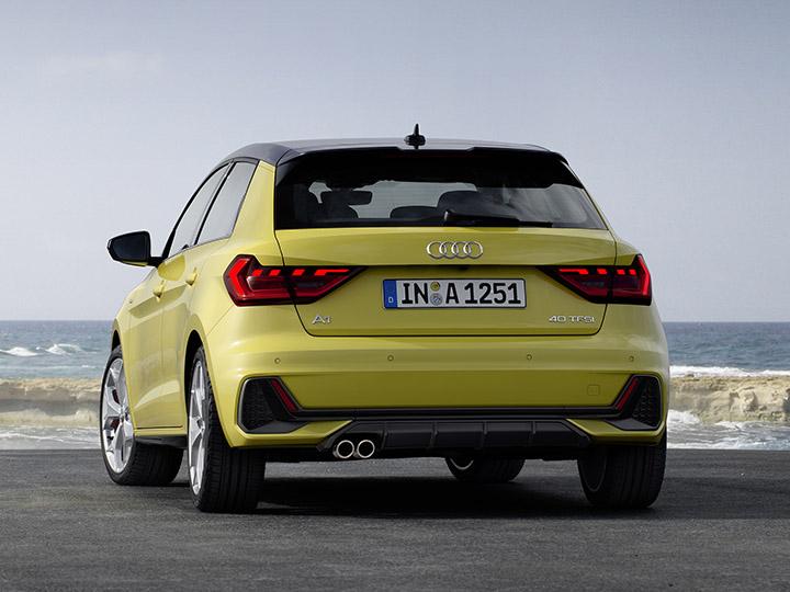 Audi A1 Sportback Testfahrt Motoren Preise Video Adac