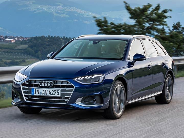 Audi A4 Avant 2019 Fahrbericht Daten Bilder Preise Adac
