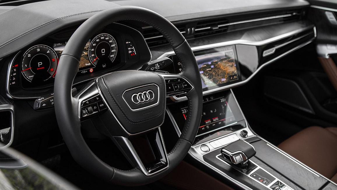 Audi A6 Limousine: Testfahrt und Crashtest | ADAC 2019