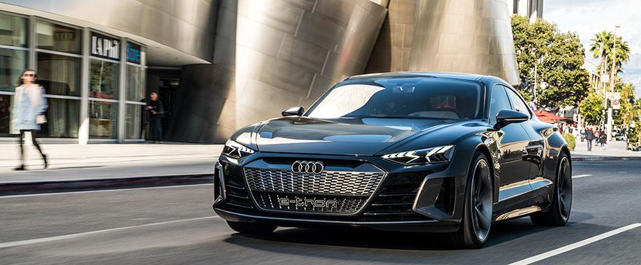 Audi E Tron Gt 2020 Fahrbericht Batterie Reichweite Adac