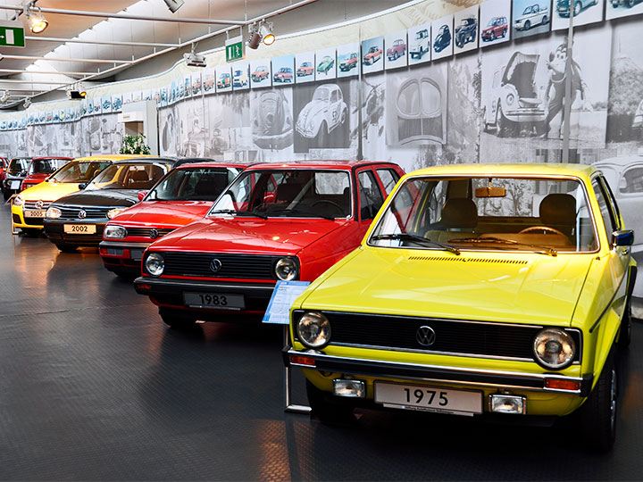 Automuseum VW