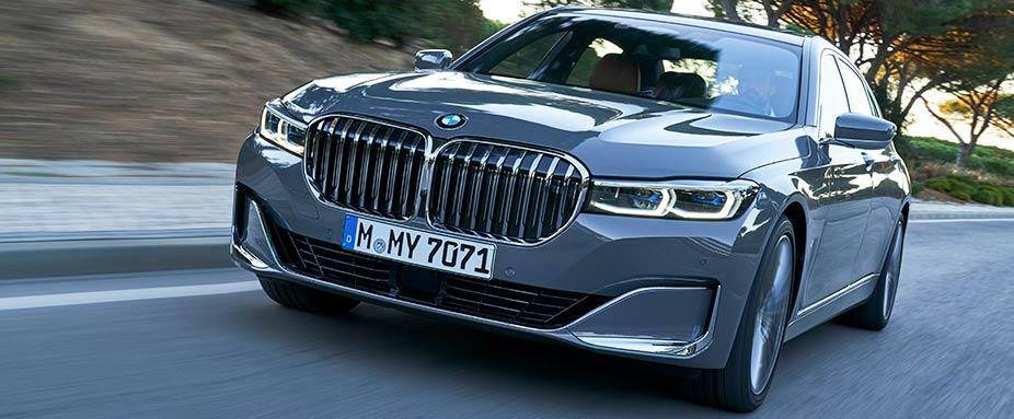 BMW 7er: Test, technische Daten, Bilder, Preis