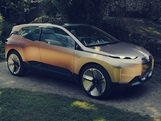 BMW iNext Concept Car
