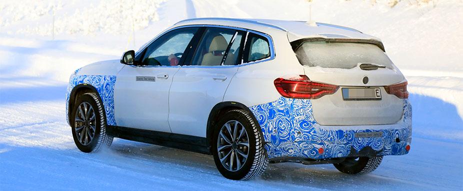 BMW iX3 Elektro-SUV: Bilder, Daten, Reichweite | ADAC