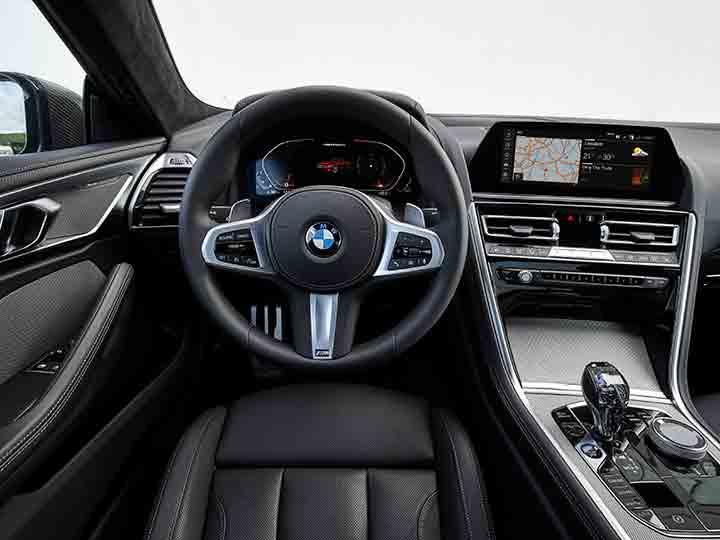 Bmw 8er Coupe G15 Fahrbericht Video Daten Preis Adac