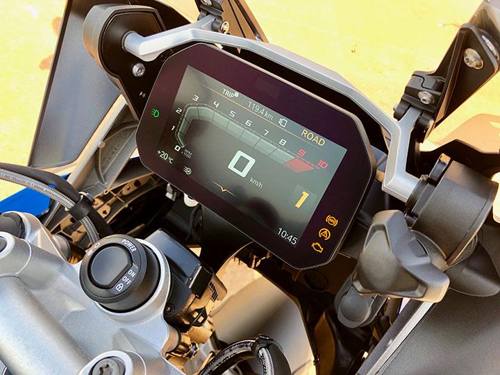 Bmw R 1250 Gs Fahrbericht Daten Und Preise Adac 2018