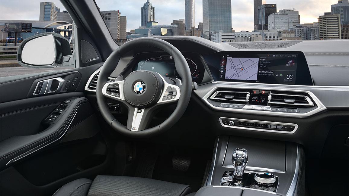 Bmw X5 G 05 2019 Test Daten Motoren Preis Adac