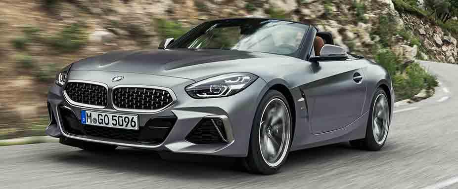 BMW Z4 (G 29) 2019: Testfahrt, Bilder, technische Daten ...