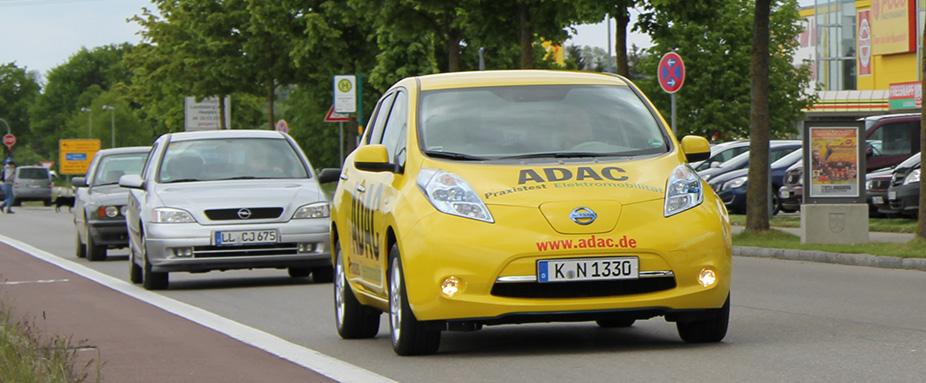 elektroautos im dauertest: wie lang hält die batterie?   adac 2018