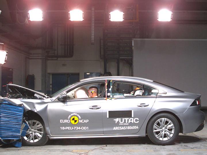 Euro Ncap Crashtests Das Sind Die Sichersten Autos Adac