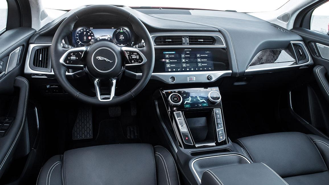 Jaguar E Pace >> Jaguar I-Pace: Test, Crash, Daten, Videos | ADAC