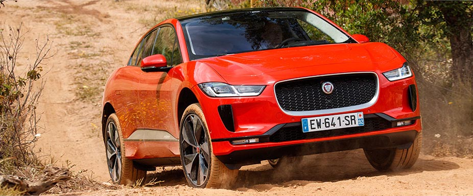 Jaguar I Pace Test Crash Daten Videos Adac