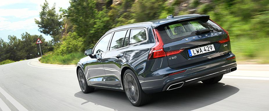 Test Volvo V60 So Gut Ist Der Kombi Adac
