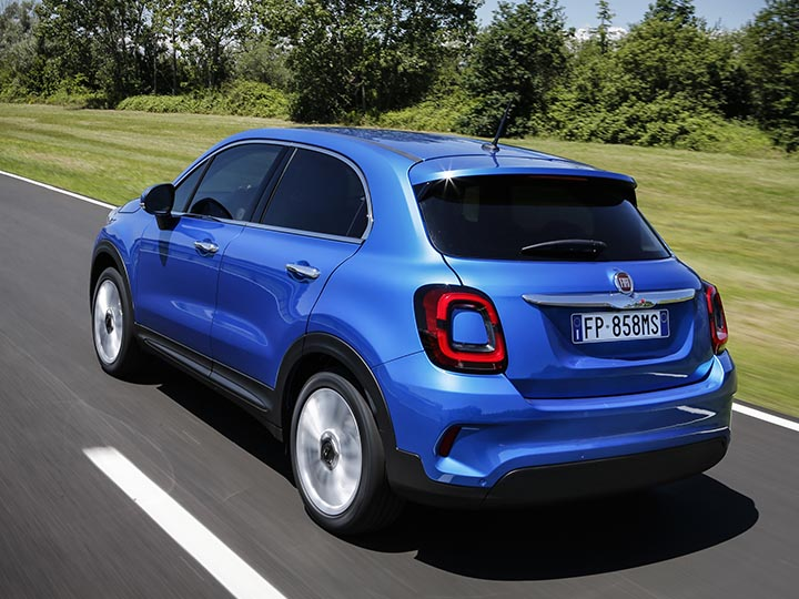 fiat 500x facelift 2019 test motoren daten preise adac. Black Bedroom Furniture Sets. Home Design Ideas