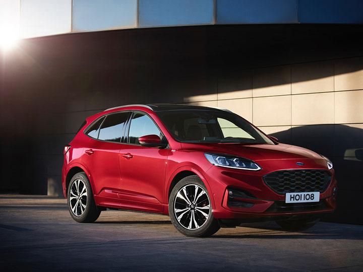 Ford Kuga 2020: Bilder, Infos, Daten, Hybrid   ADAC