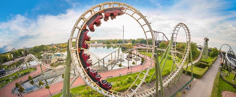 Phantasialand Park Karte.Die 12 Besten Freizeitparks Deutschlands 2019 Adac
