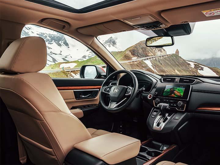 Honda Cr V Testergebnisse Verbrauch Alle Daten