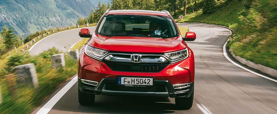 Test Honda Cr V Testergebnisse Verbrauch Alle Daten Adac 2019