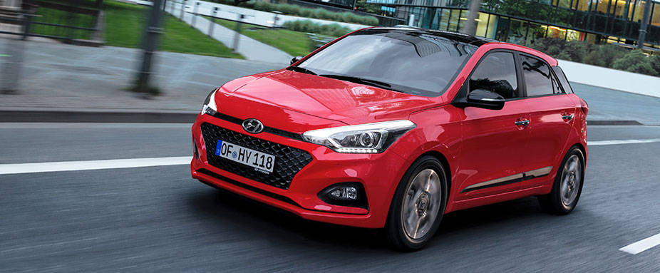hyundai i20 polo konkurrent im test adac 2019. Black Bedroom Furniture Sets. Home Design Ideas