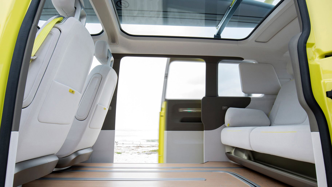 VW I.D. Buzz: Erste Testfahrt   ADAC Motorwelt
