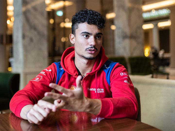 Interview Pascal Wehrlein