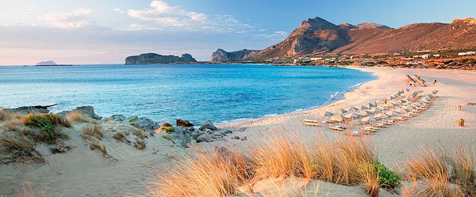 Kreta Die Schönsten Strände Adac 2018