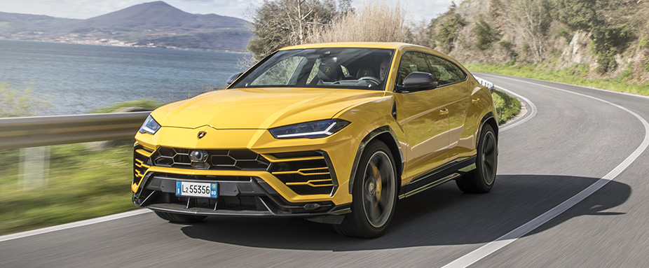 lamborghini urus supersportwagen und suv adac motorwelt. Black Bedroom Furniture Sets. Home Design Ideas