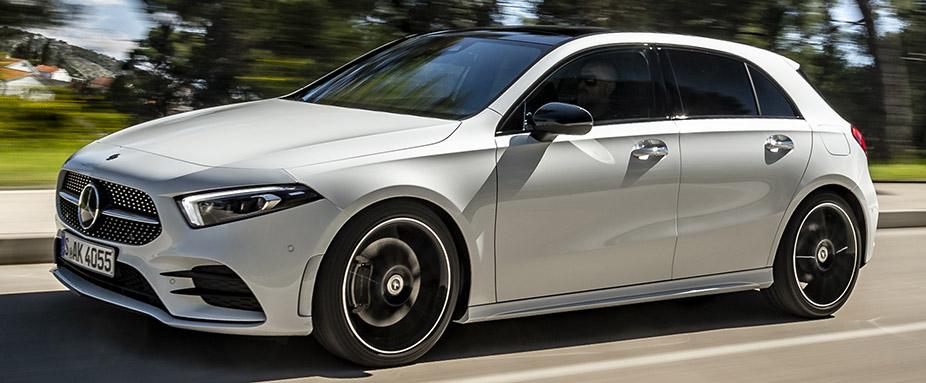 Mercedes A Klasse Test Daten Verbrauch Adac
