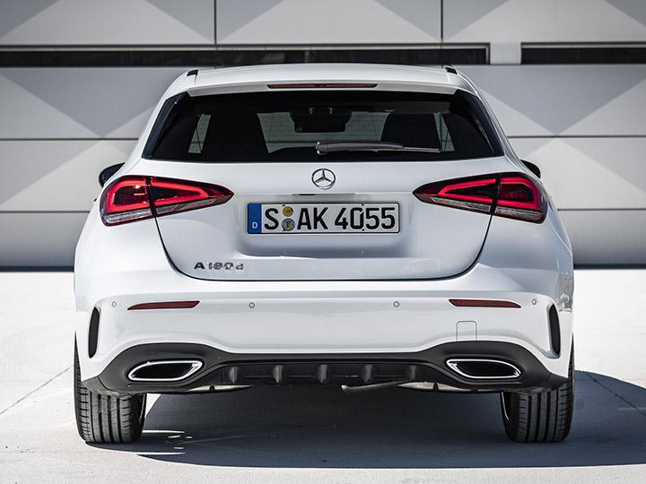 Mercedes A Klasse Fahrbericht Preise Daten