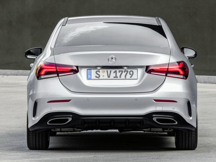 Mercedes A Klasse Als Limousine Adac 2018