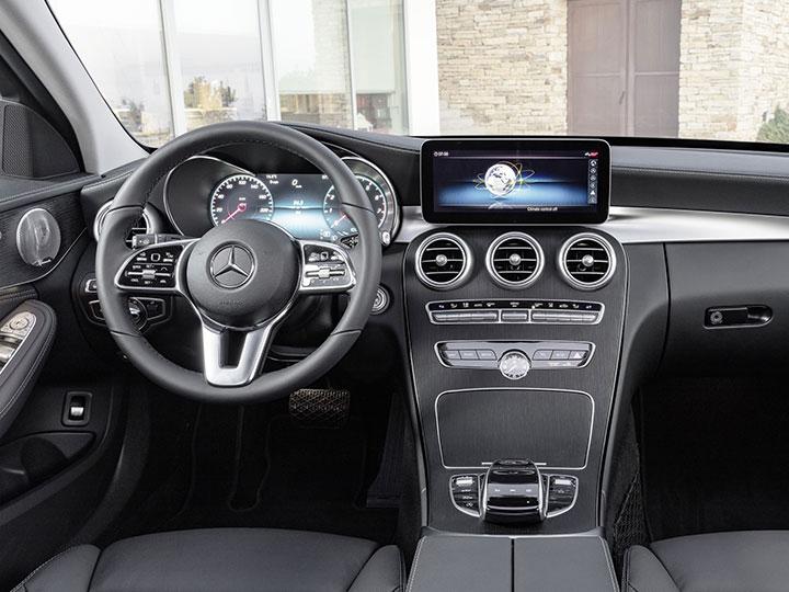 Mercedes C Klasse T Modell Das Kann Der Kombi Adac 2019