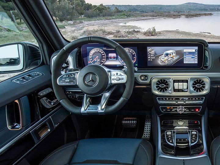 Mercedes G Klasse Test Daten Motoren Preise Adac 2018
