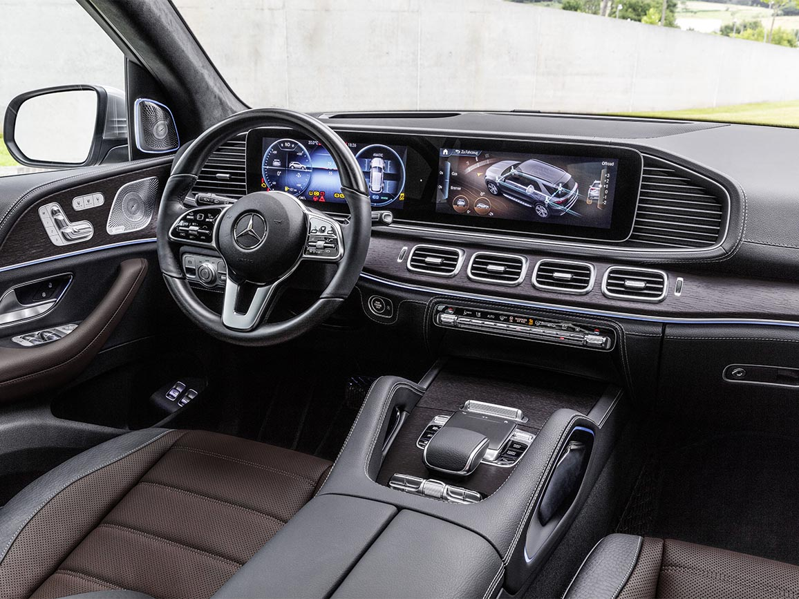 mercedes gle 2019 (w 167): test, fahrbericht, motoren, preise | adac
