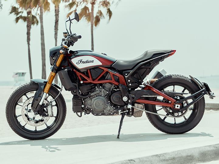 Nackt-Motorradmodelle