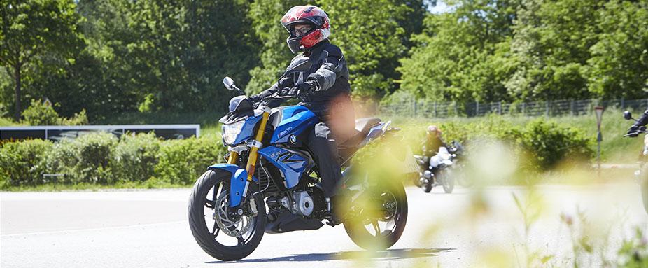 Motorradtraining Nach Langer Pause Wieder Aufsteigen Adac