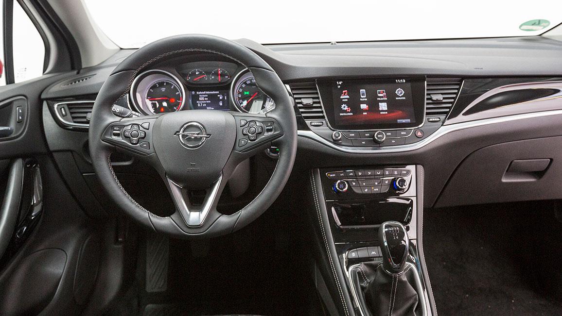 Test So Gut Ist Der Opel Astra Adac 2018