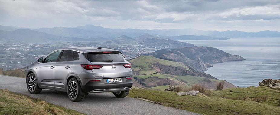 Test Opel Grandland X So Gut Ist Der Tiguan Rivale Adac 2019