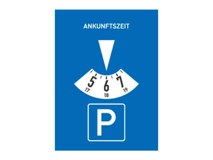 Parkscheibe Einstellen So Vermeiden Sie Ein Bußgeld Adac
