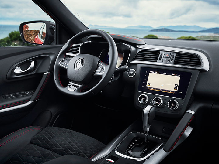 renault kadjar 2019 testfahrt daten bilder preis adac. Black Bedroom Furniture Sets. Home Design Ideas