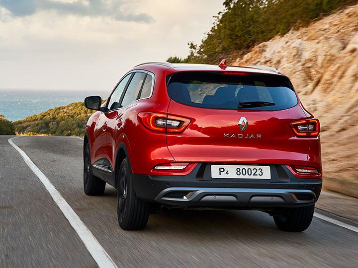 Renault Kadjar 2019 Testfahrt Daten Bilder Preis Adac