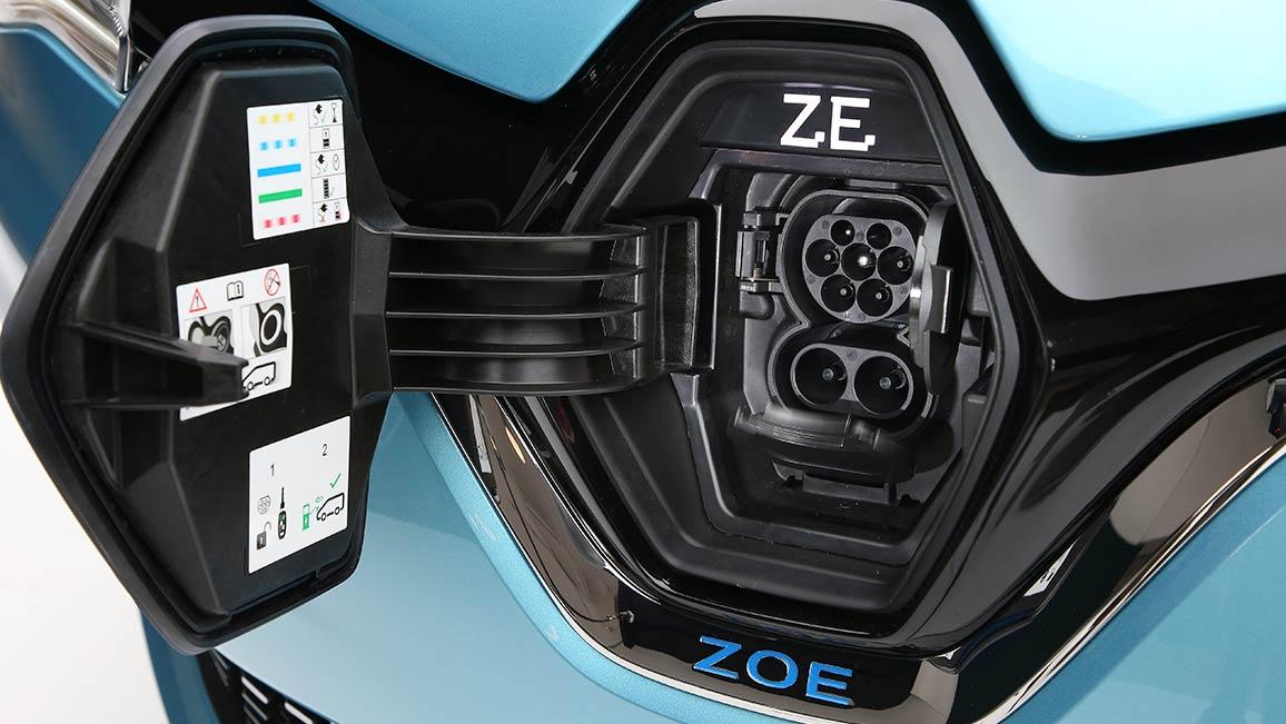 Renault Zoe 2019 Testfahrt Reichweite Daten Preis Adac