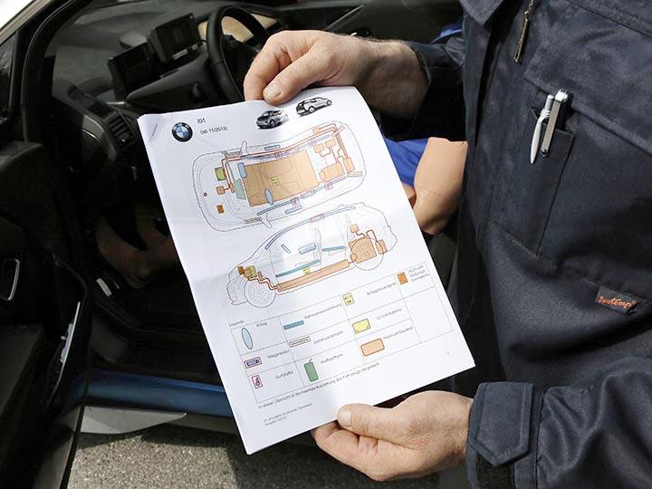 Rettungskarte Fürs Auto Kostenlos Downloaden Adac