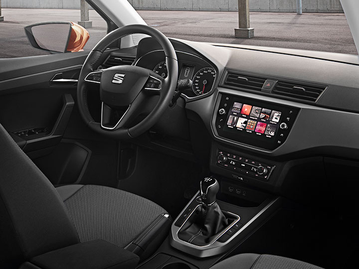 seat arona test crashtest daten bilder videos adac 2018. Black Bedroom Furniture Sets. Home Design Ideas