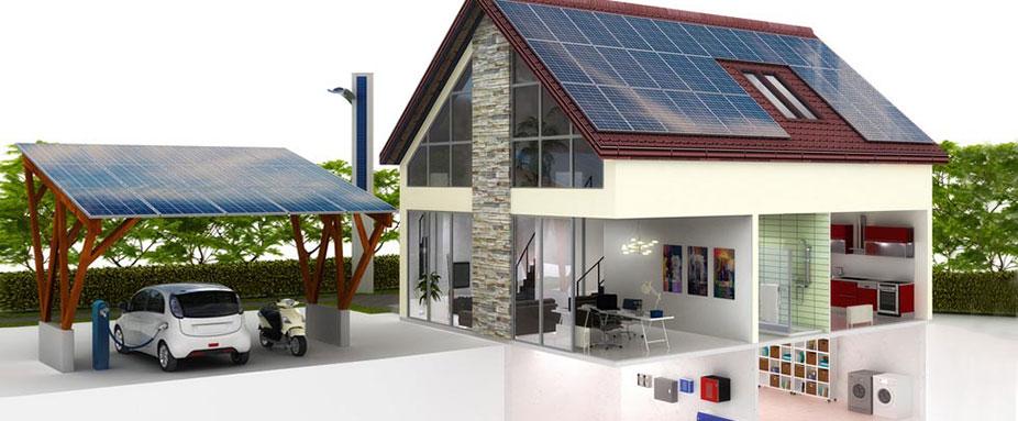 elektroauto zuhause mit solarstrom laden adac 2019. Black Bedroom Furniture Sets. Home Design Ideas
