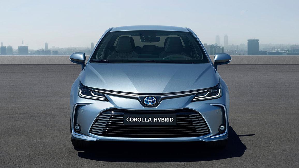 Erste Infos Zum Neuen Toyota Corolla Adac 2018