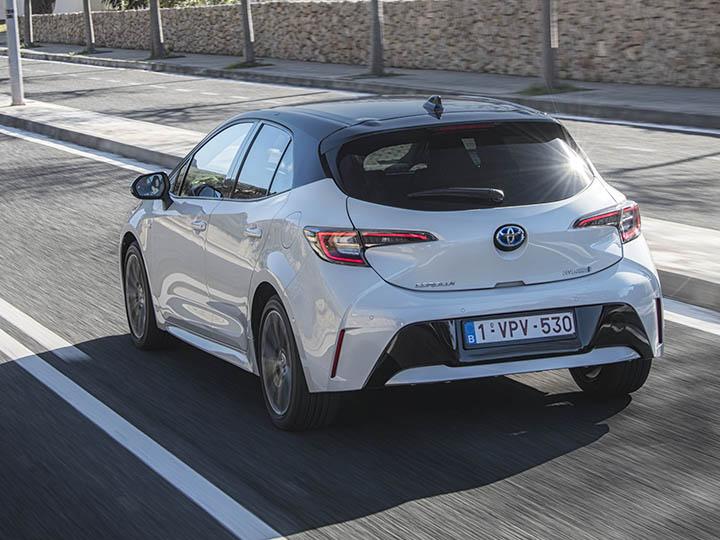 Toyota Corolla 2019 Fahrbericht Daten Preise Bilder Adac